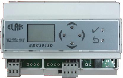 Picture of Matični sat za jednu satnu grupu ELAK EMC2013D